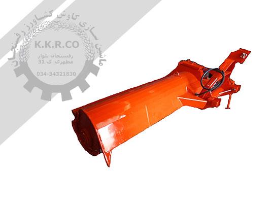 روتیواتور 48 تیغه کشویی هیدرولیکی طرح جدید
